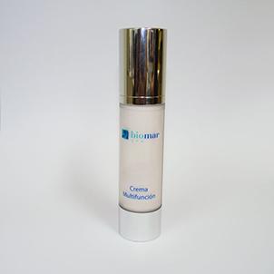 Crema hidratante multifunción facial